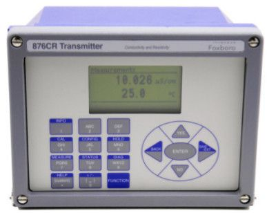 876cr intellegent transmitter for contacting conductivity and resistivity measurements with hart communication protcol
