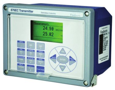 876ec intellegent transmitter for electrodeless conductivity measurements with hart