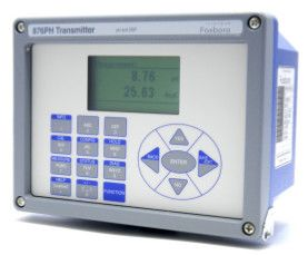 876ph intellegent transmitter for ph orp and ise measurement with hart
