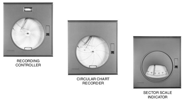 40p series temperature recorders indicators and recording or indicating controllers