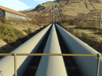 pipeline penstock protection
