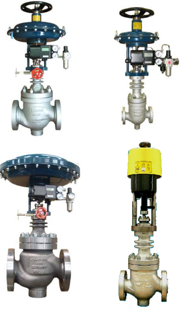 Control and ON-OFF Valves HP60 Series